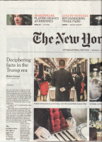 The New York Times (Int. edition)