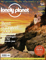 Lonely Planet Magazine NL